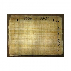 "Special Papyrus size 36""x26"""