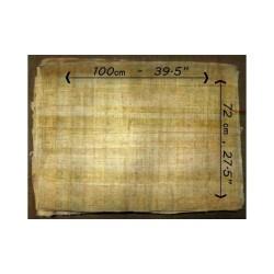 Papyrus samples