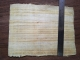 """Handmade Egyptian Papyrus papers 16"""" x12"""" 32x42 cm (A3)"""